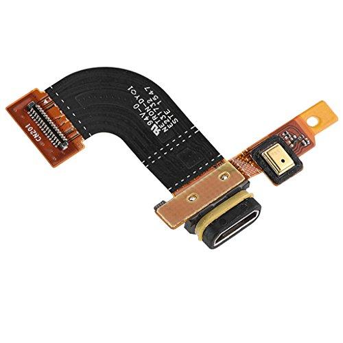 D DOLITY 1 pc Conector de Carga USB Puerto Partes de Móvil Inteligente para Sony Xperia M5