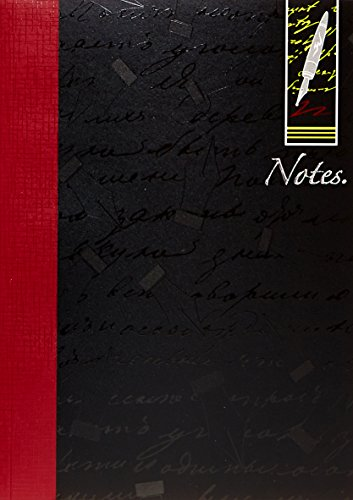 Nightingale Office Series Std Layflat R Notebook - 192 Pages, A Design