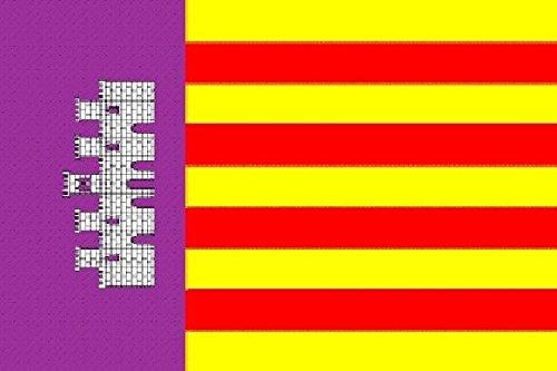 U24 vlag Mallorca 90 x 150 cm