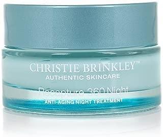 Christie Brinkley Recapture 360 Night Cream, 1 fl oz/30mL