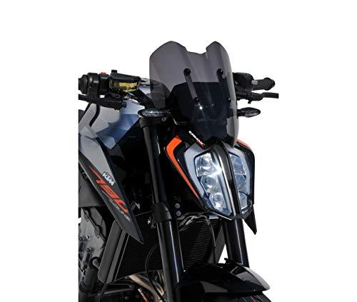 0701T08 19//20 BULLE AEROMAX ERMAX NOIRE Compatible avec//Remplacement pour CBR 650 R