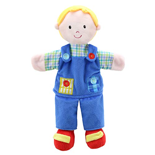 The Puppet Company Tono della pelle chiara Boy Story T Marionetta da Mano, (PC001904)