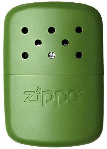 Zippo 12 Hour Moss Green Hand Warmer