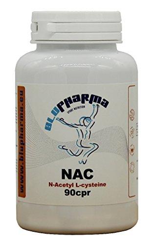 NAC N-ACETIL CISTEINA 90cpr