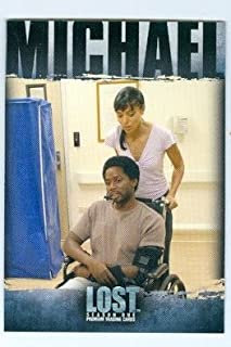 Lost trading card 2005 Ink Works #68 Harold Perrineau is Michael Dawson Tamara Taylor Susan Lloyd