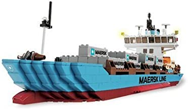 LEGO Exclusive 10155 Maersk Line Container Ship (2010)