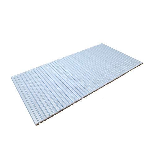 東プレ シャッター式風呂ふた ブルー 75×149cm L15