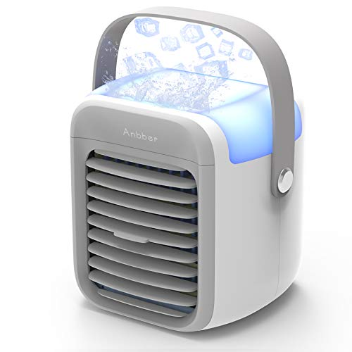 Portable Air Conditioner, Portable Cooler, Quick & Easy Way to Cool personal Space, As Seen On TV,...