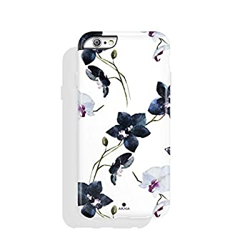 iPhone 6/6s case Floral Design Akna High Impact Flexible Silicon Case for Both iPhone 6 & iPhone 6s  787-U.S