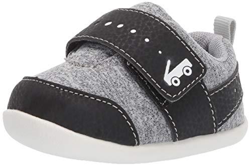 See Kai Run Baby-Boy's Ryder INF First Walker Shoe, Black, 3 M US Infant