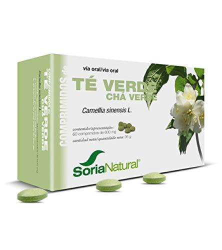 Te Verde 60 comprimidos de Soria Natural