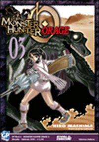 Monster Hunter Orage (Vol. 3)