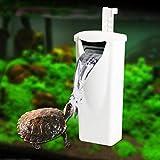 lennonsi Filtre De Réservoir pour Tortues De Poissons D'aquarium Ultra Silencieux 3W...