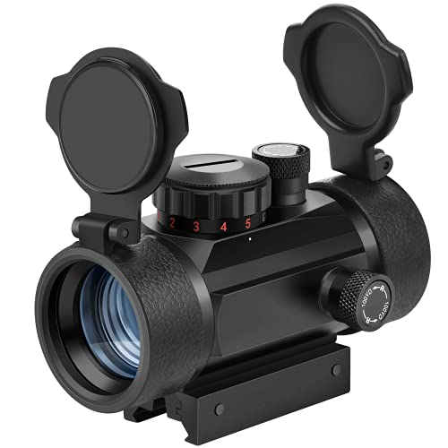 EZshoot Red Green Dot Sight Tactical Scope Reflex Sight with...