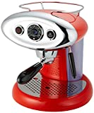 FrancisFrancis! 6424 X7 Espressomaschine mit Starter Kit N, 2 Dosen à 14 MIE Kapseln N-Röstung rot...