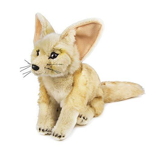 47-B Auricle Fox Simulation Plüschtiere, Exquisites Nettes Trompetengeschenk