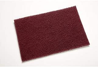 "Scotch-Brite General Purpose Hand Pad - 7447B - Flexible Sanding Pad - 9"" x 6"" - Aluminum Oxide - Pack of 60"