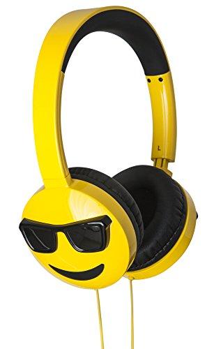 Jamoji Kinderkopfhörer, HiFi-Kopfhörer mit Lautstärkebegrenzung 85db, Für iPod, iPad, iPhone, Handy, Tablet, PC, MP3, MP4, 3,5mm Klinkenstecker