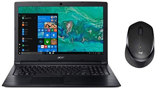 Acer Aspire 3 A315-53 15.6-inch Laptop (8th Gen Intel Core i3-8130U/4GB/1TB/Windows 10 Home/Integrated Graphics), Obsidian Black