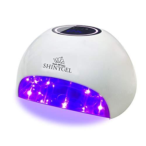 ワールドビューティーワークス SHINYGEL『ジェルネイル用 LEDランプ 16W(shinygel-led16w)』