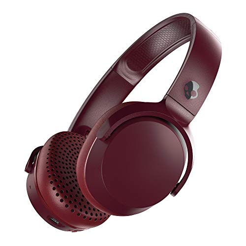 Skullcandy Riff Supraaurales Auriculares con Micrófono, Bluetooth Inalámbricos,...