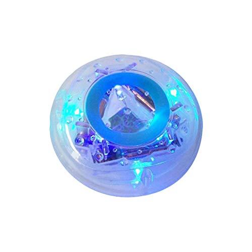 ZARQ Poolbeleuchtung, Badezimmerbeleuchtung Badewanne Batteriebetriebenes Unterwasserlicht Spielzeuglampe Kinderlichter Disco Spa Badewannenlicht Schwimmende Schwimmlampe LED-Licht für Kinder
