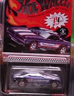 Hot Wheels Plymouth Barracuda Funny Car / Rare Red Line Exclusive