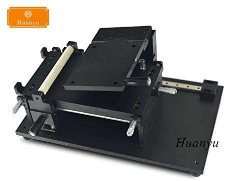 Huanyu Máquina laminadora manual de laminadora OCA de 5.7 pulgadas Mini suave a rígido