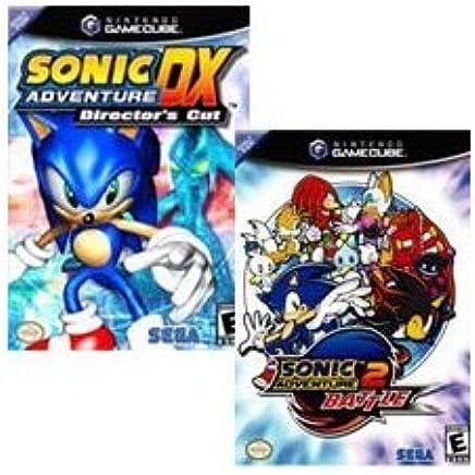 Amazon com: Sonic Adventure DX - Director's Cut / Sonic