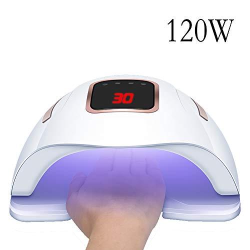 XER Professionele UV LED Gel Nagel Lamp Draagbare Poolse uitharden Droger Licht Smart Auto-Sensing met 4 Timer Instelling voor uitharden Lamp