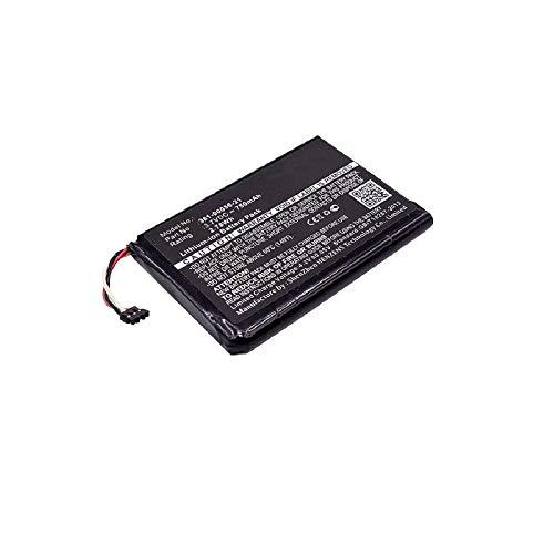 subtel® Qualitäts Akku kompatibel mit Garmin DriveAssist 50LMT-D/DriveLuxe 50LMT-D, 010-01531-00, 361-00056-21 750mAh Ersatzakku Batterie