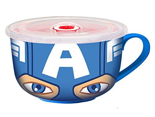 Marvel Personnage Captain America Mug