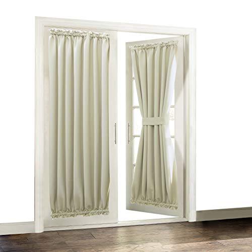 Aquazolax - Cortinas opacas aislamiento térmico puerta