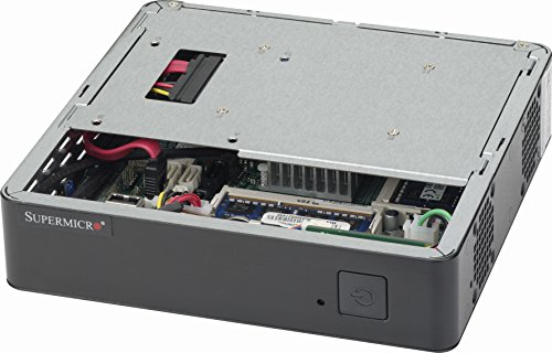 Supermicro Server Chassis No Power Supply 1U Mini-ITX CSE-101S