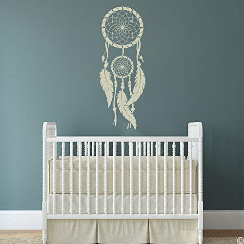 stickers muraux sticker mural Dreamcatcher For Bedroom Nursery Kitchen And More salon chambre filles chambre couple chambre enfants chambre bébé