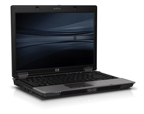 HP Compaq 6530b 35,8 cm (14,1 Zoll) WXGA+ Laptop (Intel Core 2 Duo P8600 2,4GHz, 2GB RAM, 160GB HDD, Intel GMA 4500MHD, DVD+- DL RW, Vista Business)