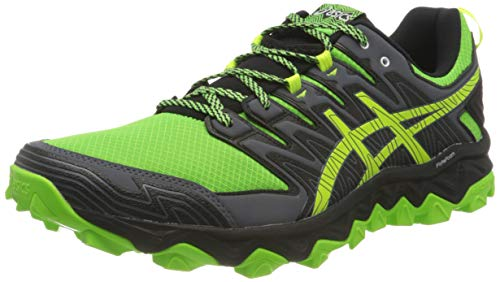 ASICS Herren 1011A197-300_46 Running Shoes, Green, EU
