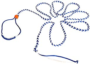 POPETPOP Hamster Leash-Adjustable Rat Leash-Harness for Rats and Hamsters (79inches) - Random Color