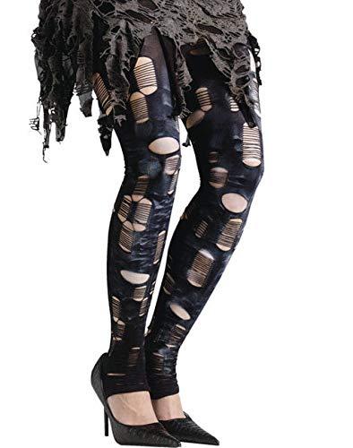 Horror-Shop leggings déchiqueter Zombie