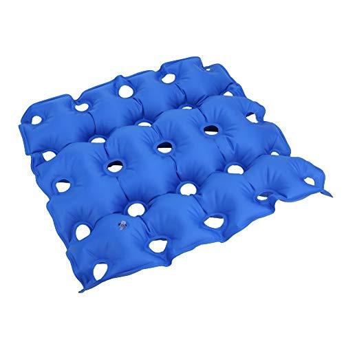 Cojín hinchable ergonómico, suave y resistente al desgaste, colchón de presión alterna de tacto cómodo hecho de PVC