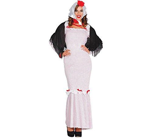 Disfraz de Chulapa Madrileña para mujer
