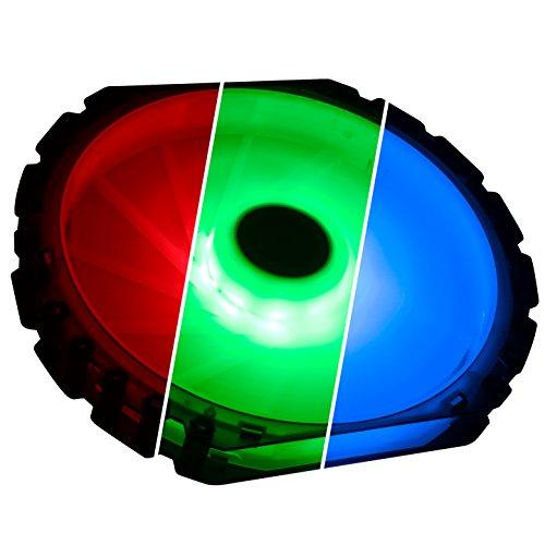 BitFenix BitFenix Spectre Pro RGB LED Case Fan With Controller - 230mm -...