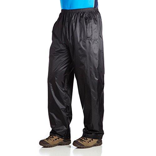Regatta Surpantalon Stormbreak Homme, Noir, 42-44 (Taille Fabricant M)