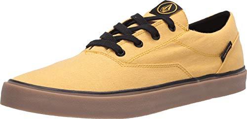 VOLCOM Draw LO, Zapatillas para Hombre, Golden Mustard, 44 EU