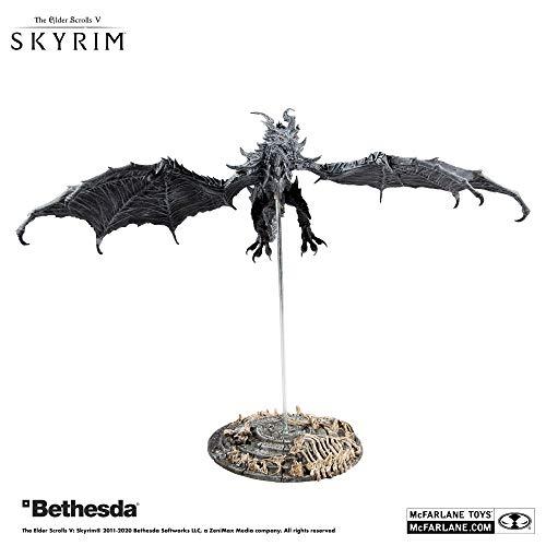 Elder Scrolls The V - Skyrim - Alduin (Deluxe Actionfigur) Unisex Actionfigur Standard