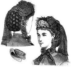 1870 Louise Bonnet