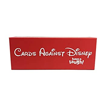 Cad Game Against DIS red Box Edition,Contains 828 Cards,Party Game for Adult
