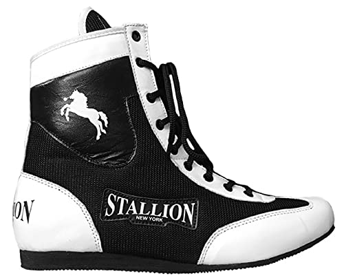 Stallion New York All Pro Boxing Mid-Top Shoes