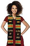 Class of 2021 Kente Graduation Stole