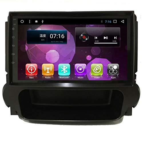 TOPNAVI 32GB Android 8.1 Stéréo de Voiture pour Chevrolet Malibu 2012 2013 2014 Auto Radio GPS Navigation Octa Core RDS 3G WiFi BT